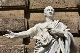Statua di Cicerone - Roma