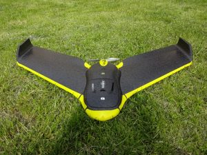 Drone eBee - Riproduzione riservata Università di Firenze