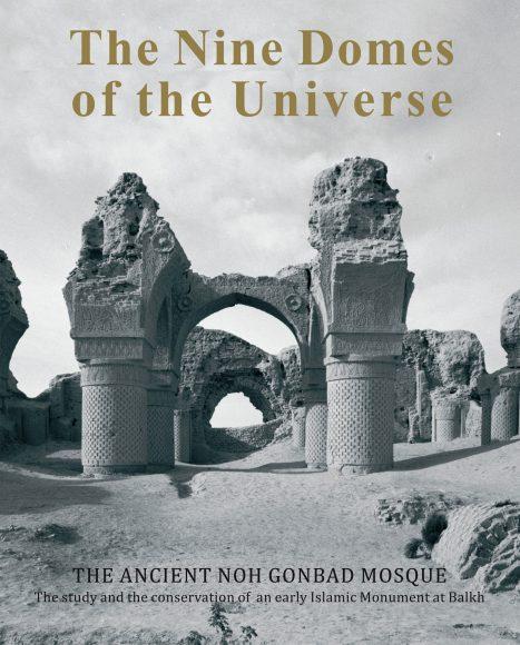 """Copertina del volume """"The  Nine Domes of the Universe"""""""