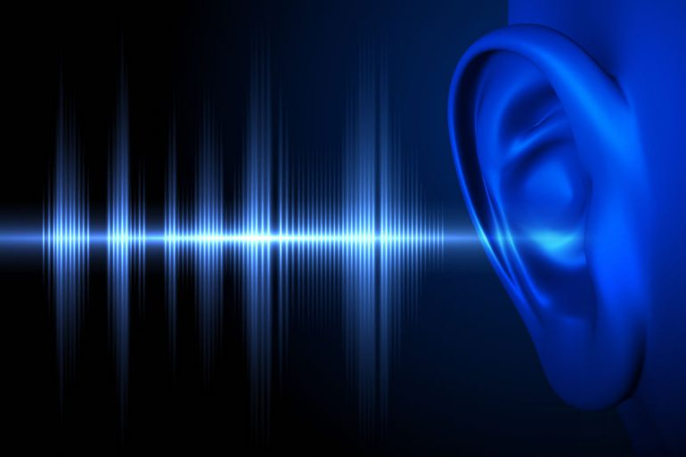 Diritto d'autore: 62578295 - conceptual image about human hearing