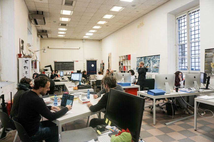 Dipartimento di Architettura, Laboratorio di Comunicazione
