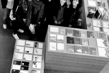 Foto di gruppo per il Laboratorio di Comunicazione del Dipartimento di Architettura