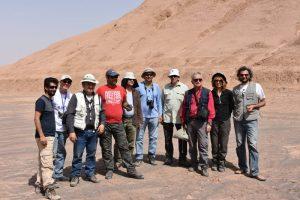 Il team della missione