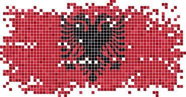 bandiera albanese per articolo migliorare welfare