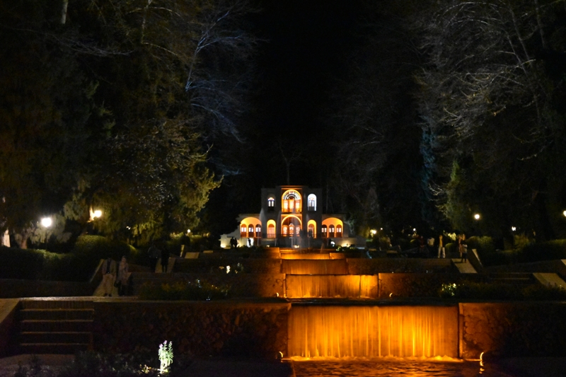 Shazdeh Mahan Garden, uno dei beni storico-artistici iraniani inseriti nella lista del patrimonio mondiale dell'Unesco