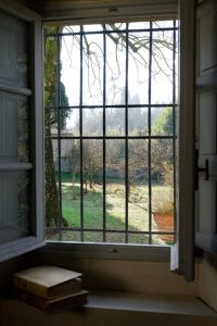 Il giardino di Villa Galileo