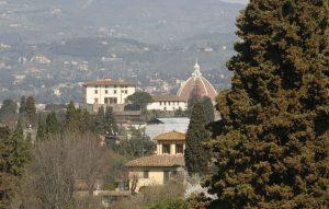 Firenze, panorama da Arcetri