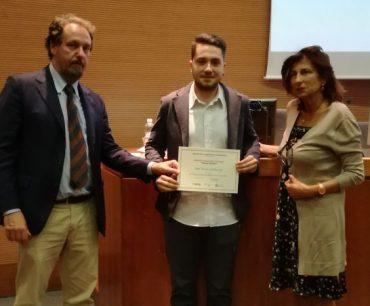 premiazione di Enrico Gambacorti