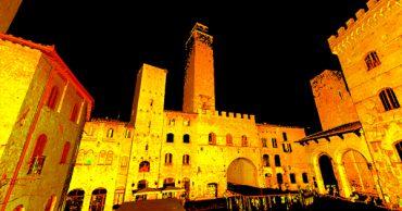 Rilievo laser scanner San Gimignano