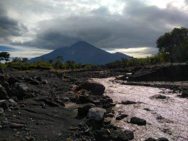 Guatemala, Vulcano Fuego