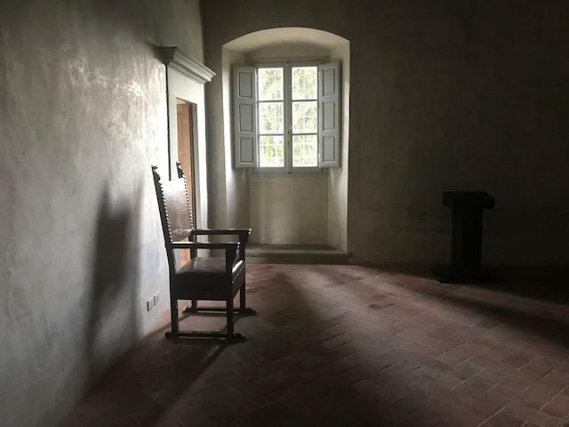 Villa Galileo, interno. Foto archivio Fondazione CR Firenze, riproduzione riservata