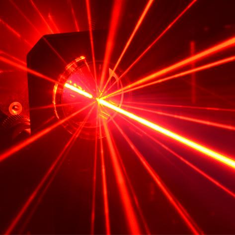 Divisione della luce con polimeri microstrutturati