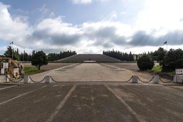 Sacrario Militare dei Caduti della Prima Guerra Mondiale di Redipuglia - Archivio fotografico 123rf.com - Riproduzione riservata