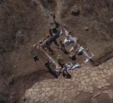 scavi archeologici