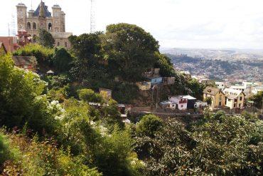 Una veduta di Antananarivo - foto William Frodella