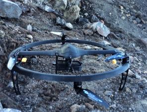 Drone a struttura perfezionata