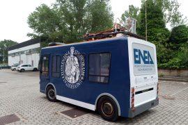 Prototipo bus elettrico a ricarica rapida