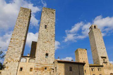 Torri di San Gimignano. Archivio fotografico 123rf.com - Riproduzione riservata