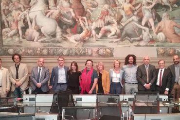 prima riunione del network a Roma