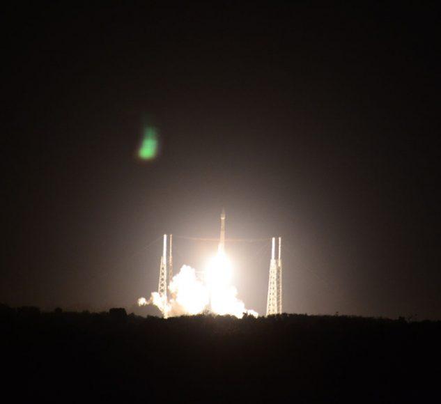 Il lancio di Solar Orbiter da Cape Canaveral (Florida, 10 febbraio 2020)