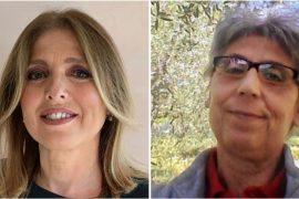 Ginevra Cerrina Feroni e Antonella Buccianti