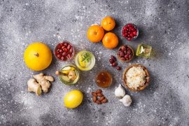 gusto olfatto frutta verdura