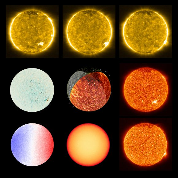 FOTO Solar Orbiter/EUI Team; PHI Team/ESA & NASA