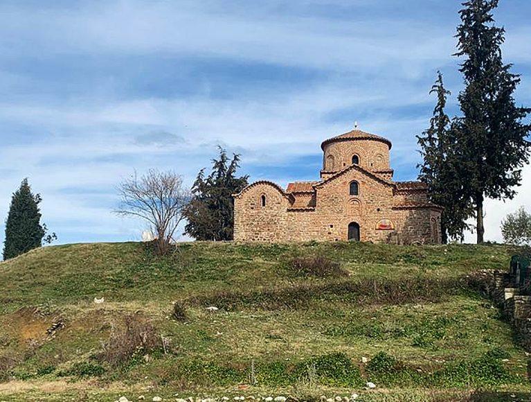 Chiesa della Dormizione di Maria - Kosinë