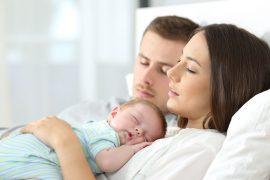genitori, bambino, demografia