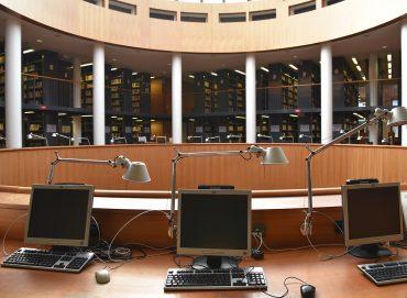 biblioteca scienze sociali lockdown