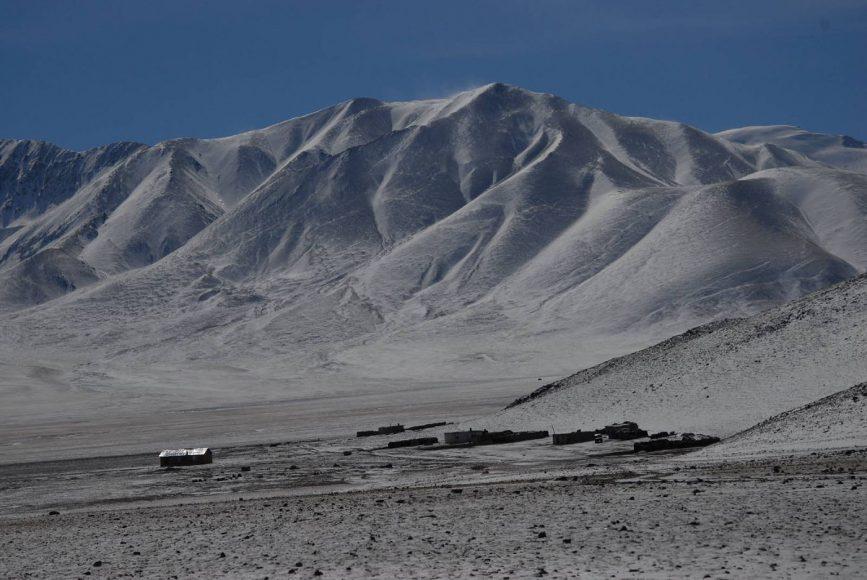 Mongolia, Monti Altai (foto Francesco Rovero)