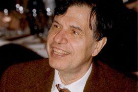 Giorgio Parisi, premio Nobel 2021 per la Fisica, insieme a Syukuro Manabe e Klaus Hasselmann